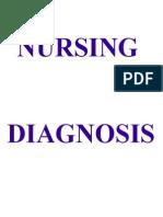 119663657-Nursing Diagnosis Care Plans