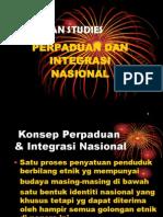 Perpaduan Integrasi Nasional