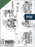Man Diesel Engine plan