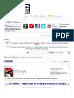 Tutorial Link2sd - Guía de particionado. Pasar APPs a microSD