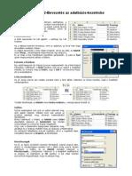 Excel 2002 - Bevezetés az adatbázis kezelésbe.pdf