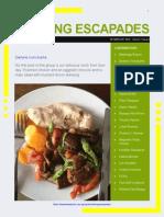 Cooking Escapades 2