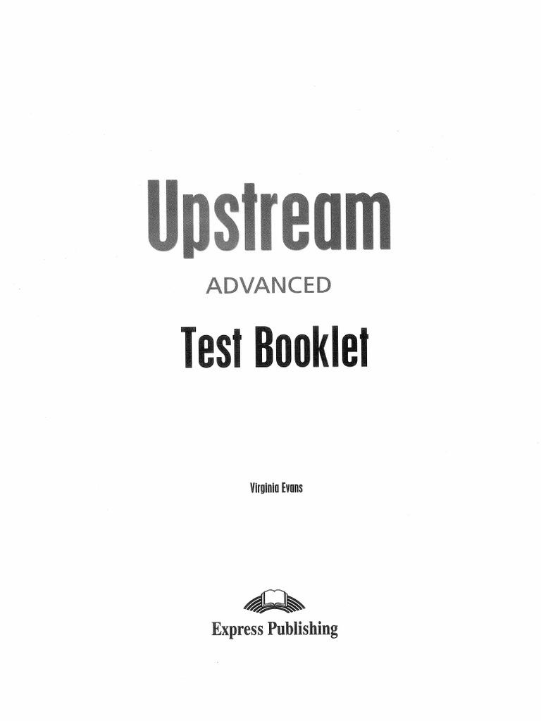Upstream C1 Tests Booklet