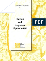 NWFP 1 Flavours and Fragances of Plant Origin