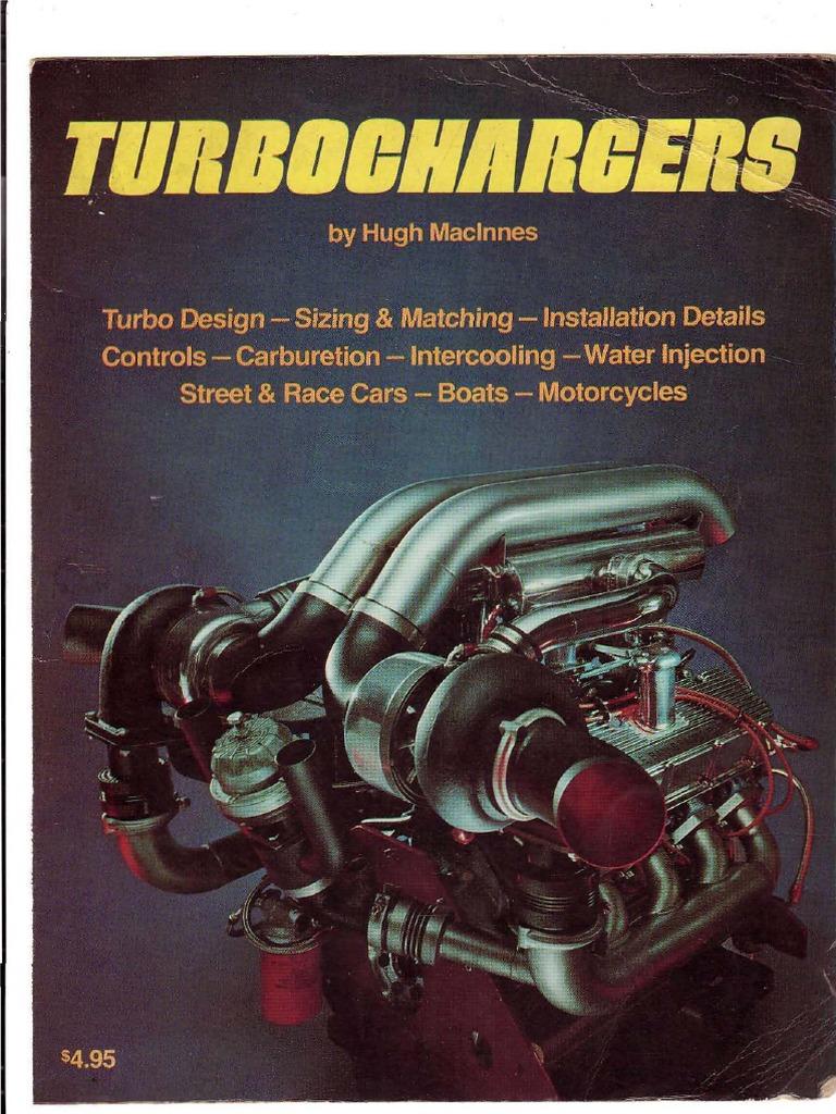 Turbochargers | Turbocompresor | Acelerador