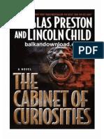 Daglas Preston i Linkoln Čajld - Kabinet čudesa