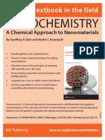 Book Nanochemistry a Chemical Approach to Nanomaterials