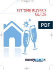 MoneyCoach First Time Buyer Guide