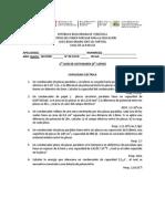 PROBLEMARIO DE CAPACIDAD ELÉCTRICA