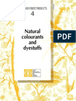 NWFP 4 Natural Colourants and Dyestuffs