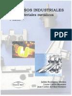 Procesos Industriales Para Materiales Metalicos