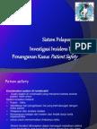 Pelaporan Patient Safety