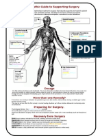 Homeopathic support during surgery - Therapeutic reference sheet