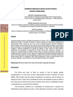 Os efeitos do mercado de trabalho no setor turístico em Santa Catarina (Brasil)