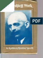 Gurdjieff Speeth
