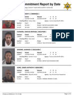 Peoria County booking sheet 02/09/14