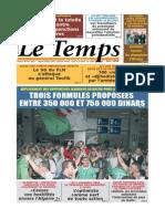 Le Temps d Algerie Du 04.02.2014