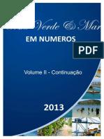 COsta Verde & Mar em números. v. II