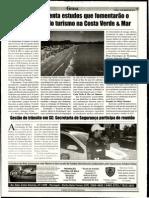 Citmar apresenta estudos que fomentarão o crescimento do turismo na Costa Verde & Mar