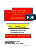 Magic 48 System - Lottery System