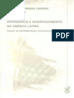 116643198 5 Faletto Enzo e Cardoso Fernando Henrique Dependencia e Desenvolvimento Na America Latina