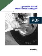 Volvo - Manutenzione e Motore