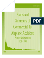 Commercial Jet Airplane Accidents Statistical Summary BOEING