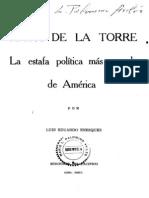Enriquez Luis Eduardo La Estafa