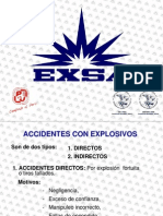 Curso Manipulacion de Explosivos EXSA v1