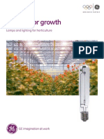 Horticulture Lighting Brochure en