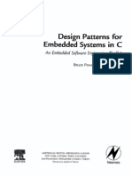 Design patterns embedded systems