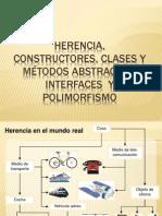 Herencia-constructores-Abstracción