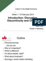 Introducing Digital Engagment