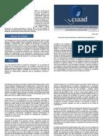 Garcia, E. (2011) Desarrollo, Subdesarrollo y Dependencia