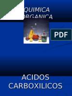 acidoz carboxilicoz