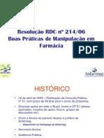 09 00 Hugo Guedes de Souza - Apresentacao_RDC_214_06_aprimoramento_tecnico