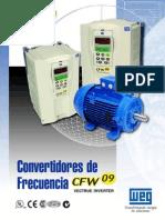 Catalogo CFW09