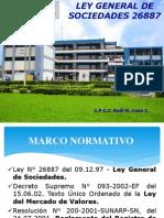 2. Ley General de Sociedades