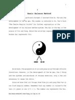Balance Method 1