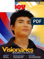 Ateneo Celadon Chinoy Magazine, Volume 8, Issue 1 (2006-2007)