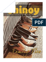 Ateneo Celadon Chinoy Magazine, Volume 12, Issue 1 (2010-2011)
