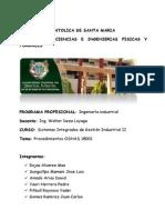 Trabajo de Fase II - Sistemas Integrados de Gestion Industrial II