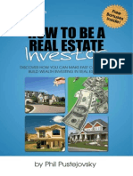 How to Be a Real Estate Investor Free