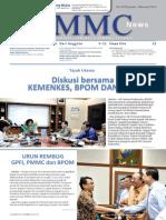 Pmmc News Edisi Xxii Jan Feb 2014
