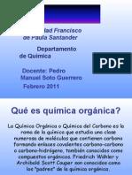 Nomenclatura de Hidrocarburos (Alcanos, Alquenos y Alquinos).Pps