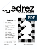 Ajedrez 209-Sep 1971 Ocr