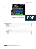 Getting Started Guide for fixel Photon Storm 2011