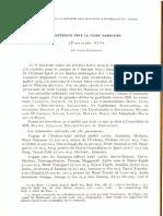 EMBERGER M.-L., 1936 - Matériaux pour la flore marocaine - (Fascicule 6)