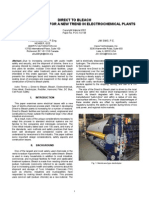 Electrical Issues for electro chemical plants