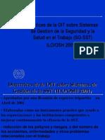 Directrices de La OIT-ILA